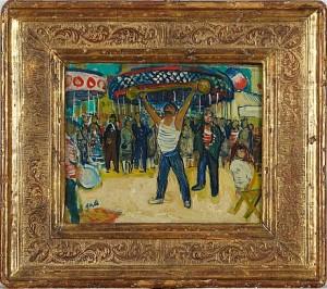 Cirkus by Francois GALL