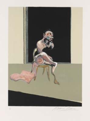 Triptyque Août 1972, 1979 by Francis BACON