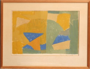 Komposition by Serge POLIAKOFF