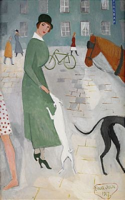 Promenaden by Einar JOLIN