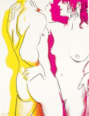 Love (f. & S. Ii.311) by Andy WARHOL