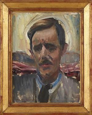 Mansporträtt by Martin ÅBERG