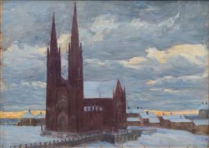 Johanneskyrkan by Ebba MASALIN