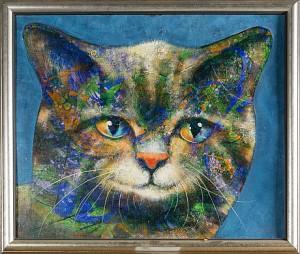 Katt by Michael QVARSEBO