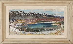 Landskap by Kjell ROSÉN