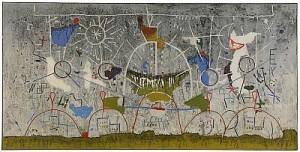 Rymdcirkus by Albert JOHANSSON