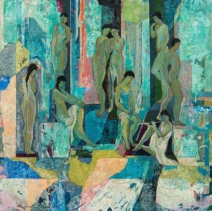 Lyrical Landscape by Marjatta SARASALO