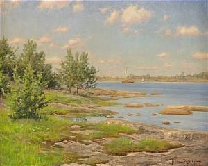 Skärgårdssommar by Johan KROUTHÉN