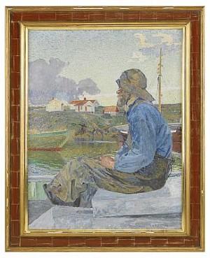 Skepparen by Carl WILHELMSON