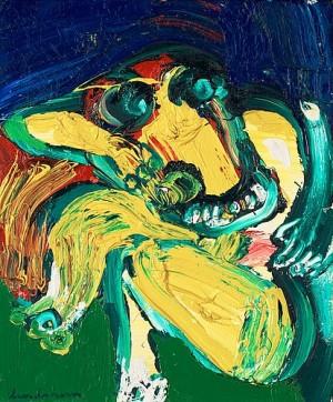 Tänkaren – Le Penseur by Bengt LINDSTRÖM