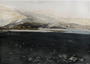 Landskapsvy - Lofoten by Lars LERIN