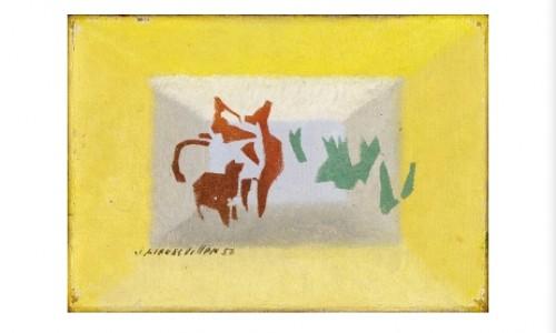 Composition by Jacques VILLON