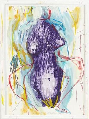 Kvinnokropp by Susanne NESSIM