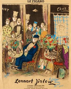 Le Figaro by Lennart JIRLOW
