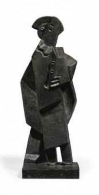 Arlequin à La Clarinette by Jacques LIPCHITZ