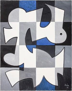 Komposition by Iván GRÜNEWALD