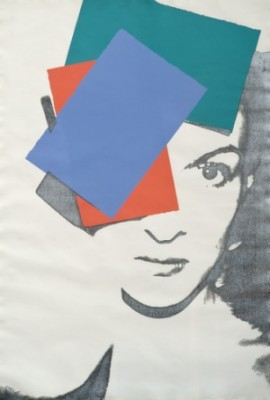Paloma Picasso by Andy WARHOL