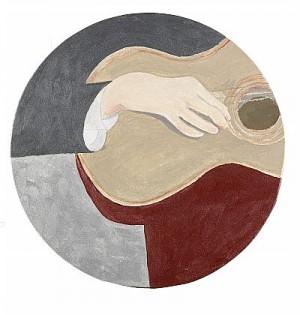 Giacomo´s Guitar - Triptyk by Susan WEIL