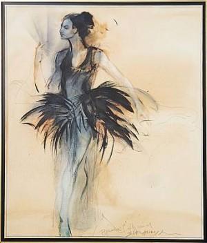 Prima Ballerina by Bo Åke ADAMSSON
