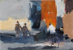 Möte by Berndt WENNSTRÖM