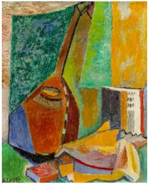 La Mandoline by André LHOTE