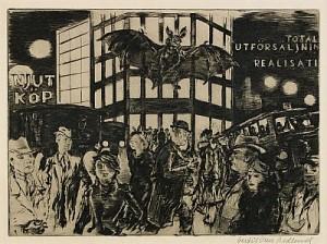 Tidsbild I by Bertil Bull HEDLUND