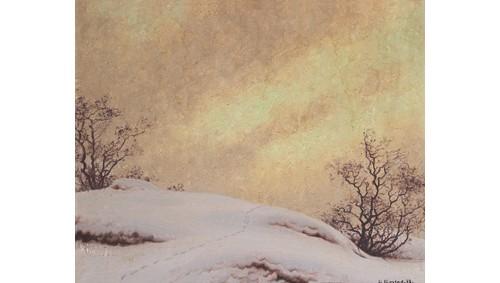 Vintervila by Gustaf FJÆSTAD