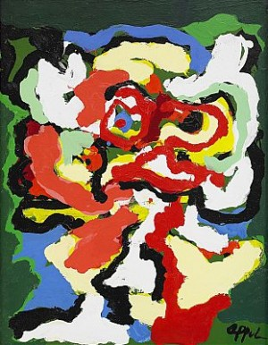 Danseuse by Karel APPEL