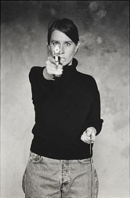 Selfportrait - 1993 by Cecilia EDEFALK