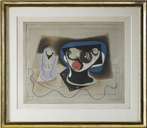 Verre D'absinthe by Pablo PICASSO