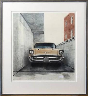 Chevrolet by John-Erik FRANZÉN