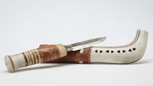 Kniv by Lars (Sami Artist) PIRAK