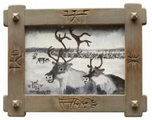 Renar by Lars (Sami Artist) PIRAK