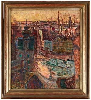 Utsikt Från Ateljén, Söder by Vera NILSSON