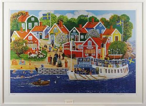 Blidösund by Mats HÅDELL