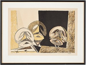Masques by Max ERNST