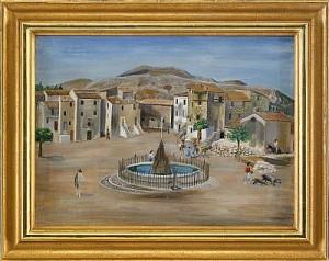 Torgscen - Piazzan Auticoli by Gideon BÖRJE