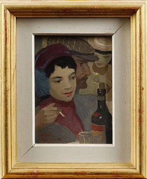 Café Bild by Greta GERELL