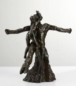 Le Vieil Arbre by Auguste RODIN