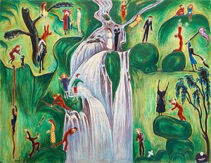 Vattenfallet by Nils Von DARDEL