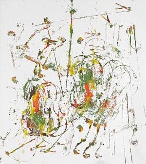 Komposition Med Violiner by Fernandez ARMAN
