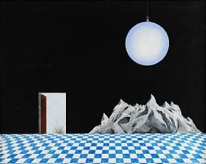 Inträde I Världens Rum by Sven Gunnar ALFONS