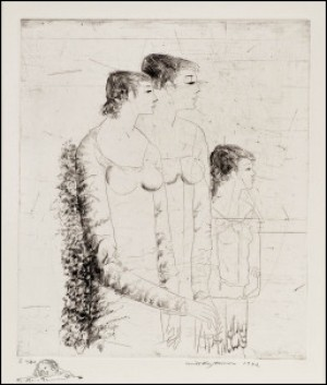 Kolme Naista by Unto KOISTINEN