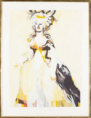 Marie Antoinette by Cecilia SIKSTRÖM
