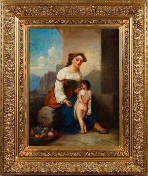 Kvinna Och Barn by Agnes BÖRJESSON