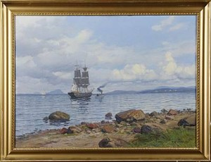 Lysekil by Thorvald RYGAARD