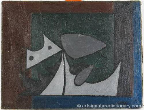 Komposition by Bengt ORUP