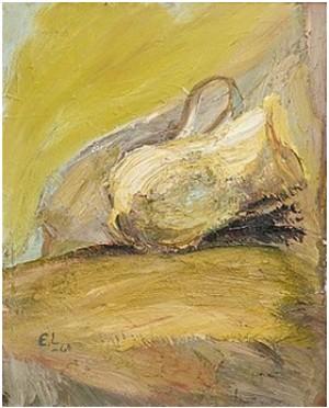 Urnan Ii by Evert LUNDQUIST