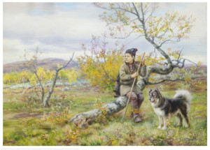 Same Med Hund by Johan TIRÉN