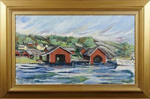 Husarö by Bert Håge HÄVERÖ